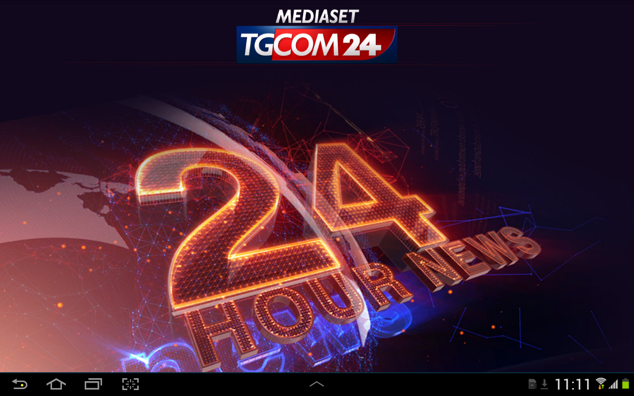 TGCOM24 HD - screenshot
