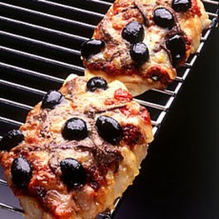 Pizza-topped Fish Fillets
