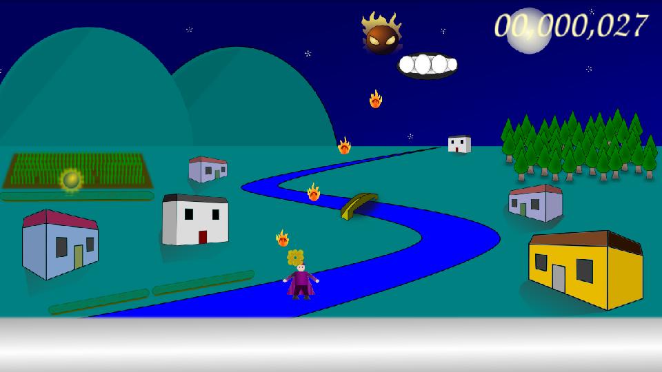 Save The Village - screenshot