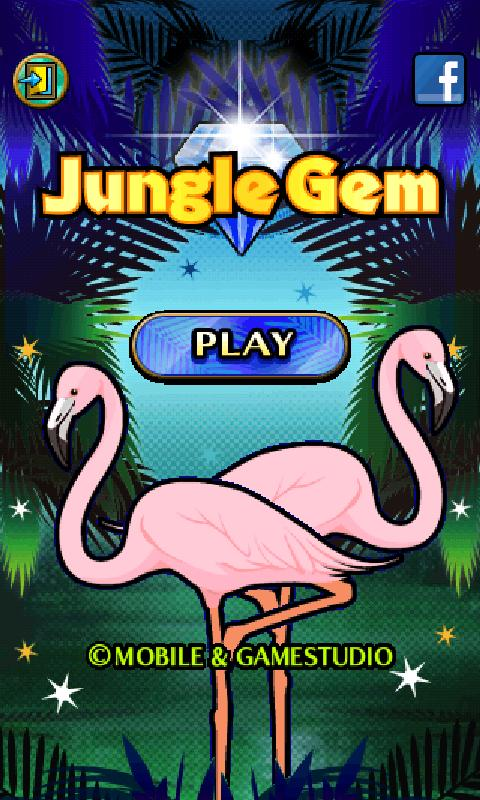 Jungle Gem - screenshot