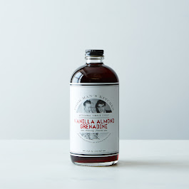 Vanilla Almond Grenadine