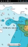 Screenshot of Marine Navigation / Charts USA