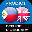 Filipino - English dictionary icon
