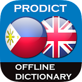 Filipino - English dictionary