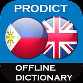 Filipino - English dictionary