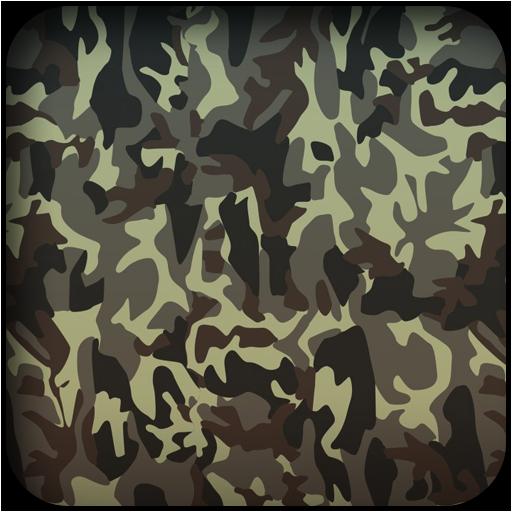 迷彩の壁紙 個人化 App LOGO-硬是要APP