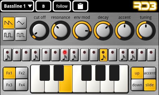 音樂必備APP下載|RD3 Demo - Groovebox 好玩app不花錢|綠色工廠好玩App