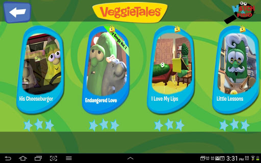 Watch Find - VeggieTales