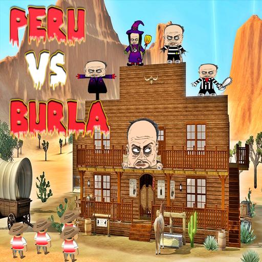 Burga vs peru LOGO-APP點子