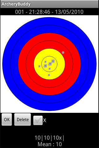 ArcheryBuddy - screenshot