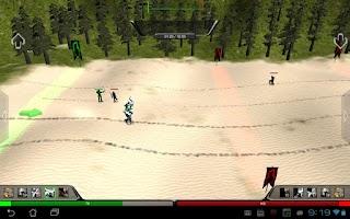 Screenshot of Medieval WarFare