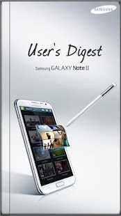 GALAXY Note II User's Digest - screenshot thumbnail