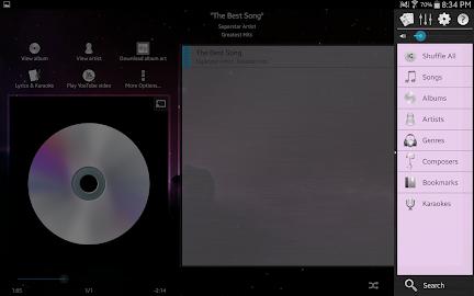 Music Player (Remix) Screenshot 12