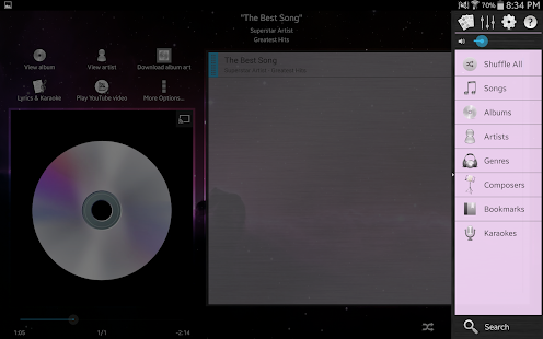 Music Player (Remix) Screenshot 12