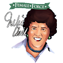 Female Force: Julia Child icon