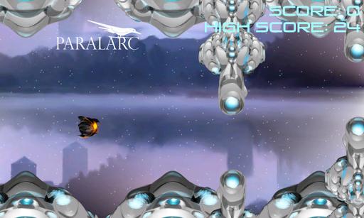 Flappy Battle Moon