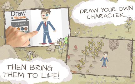 Draw a Stickman: EPIC Screenshot 2