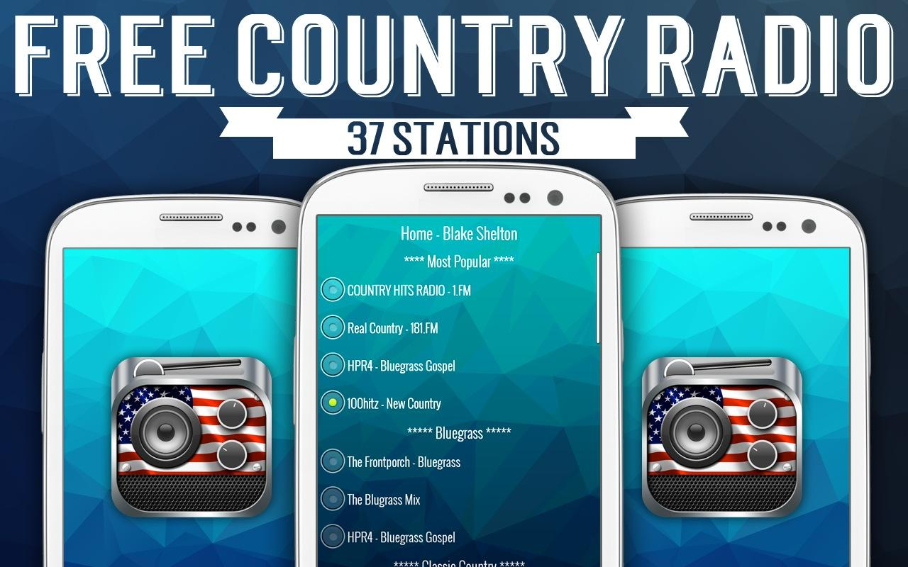 Free Country Radio- screenshot