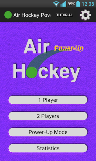 Air Hockey Power Up
