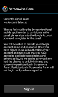 Screenwise Panel - screenshot thumbnail