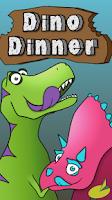 Screenshot of Dino Dinner