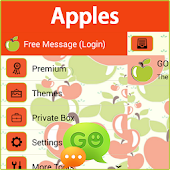 GO SMS Pro Apples