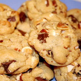 Stephen's Chocolate Chip Cookies.