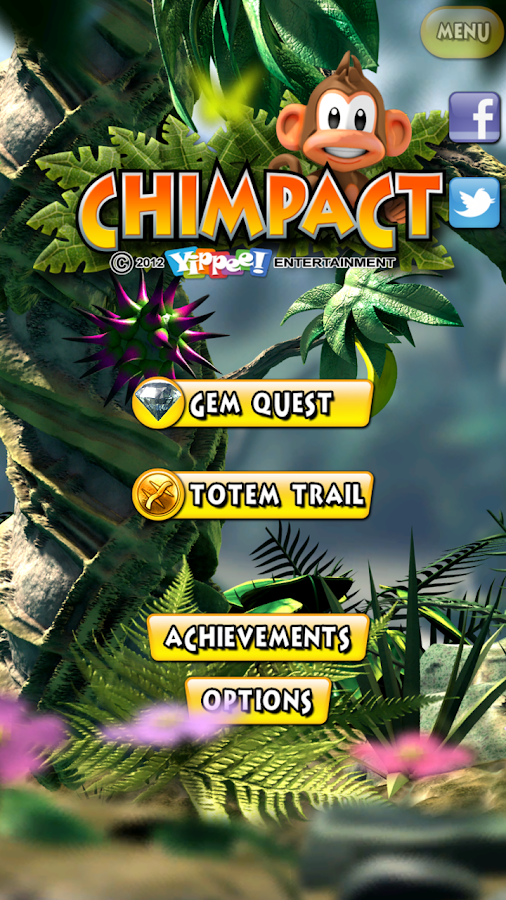 Chimpact- screenshot