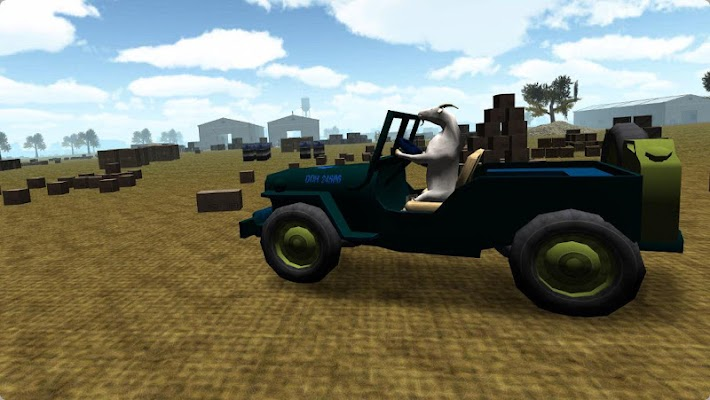 Goat-Rampage - screenshot