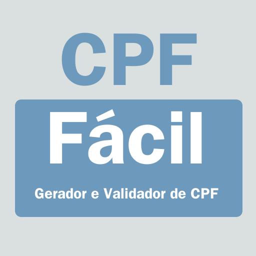 Gerador e Validador de CPF LOGO-APP點子