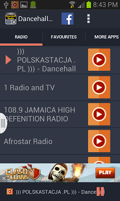 Dancehall Radio - screenshot