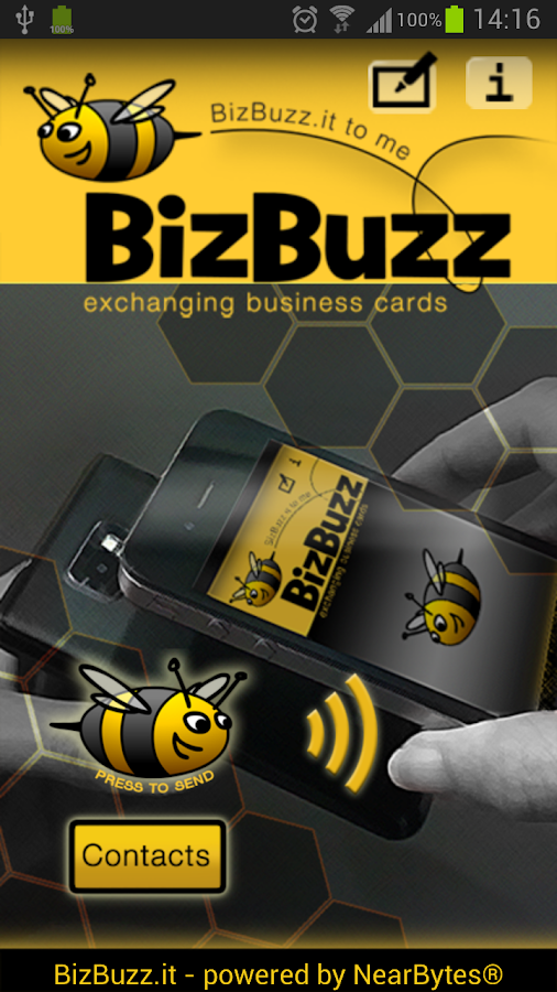 BizBuzz - screenshot