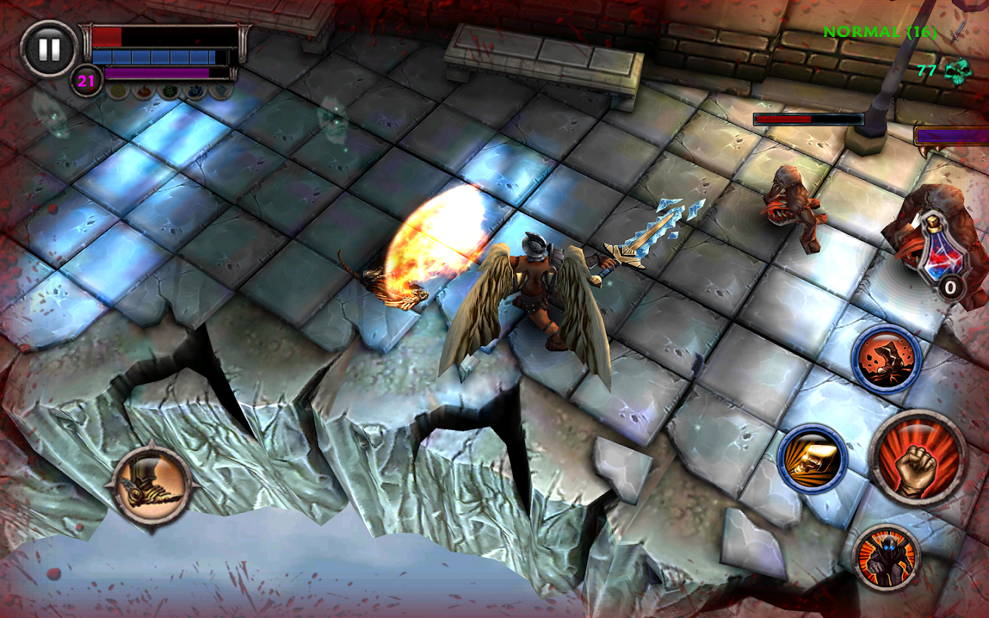 SoulCraft 2 - Action RPG- screenshot