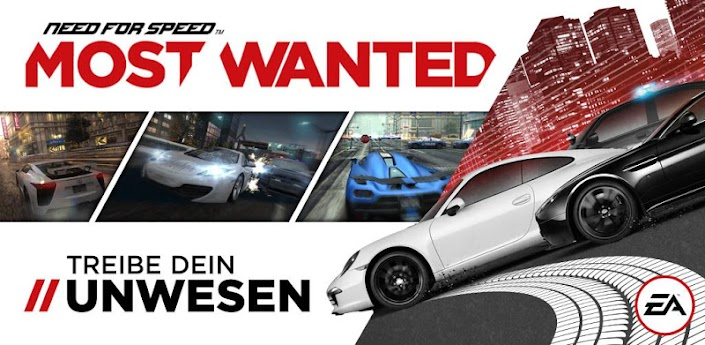 "Need for Speedâ""¢ Most Wanted"
