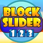 Block sliding puzzle