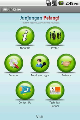 Welcome to Junjungan Pelangi- screenshot