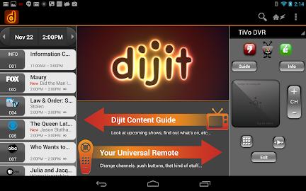 Dijit Universal Remote Control Screenshot 16