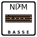 NDM - Bass (Learning to read musical notation) icon