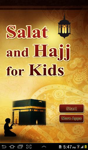 Salat and Hajj
