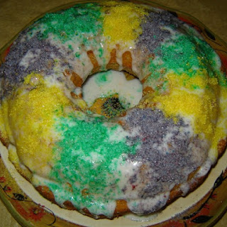 Easy King Cake