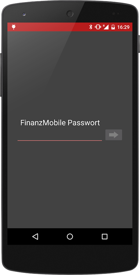 FinanzMobile pro- screenshot