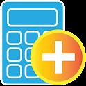 利息计算器 icon