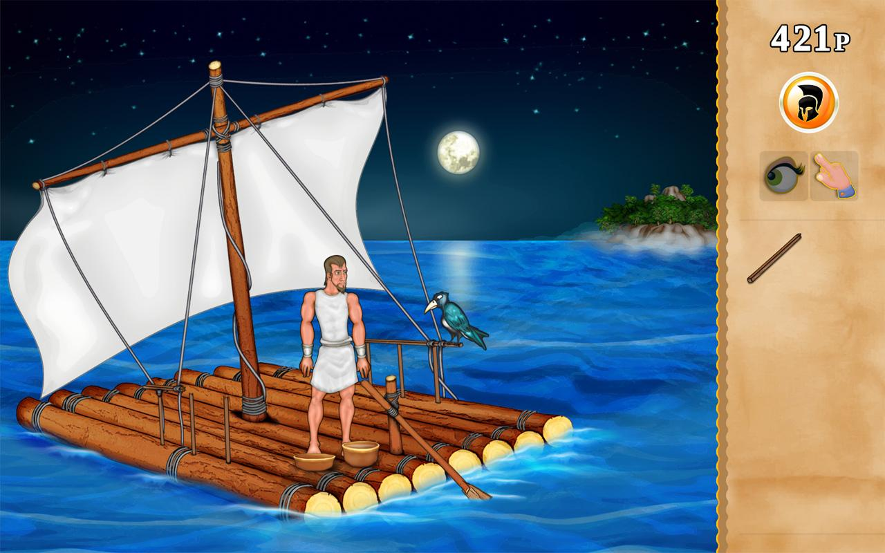 Odyssey Adventure Game Lite - screenshot