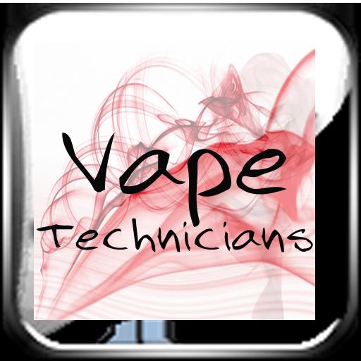 Vape Technicians LOGO-APP點子
