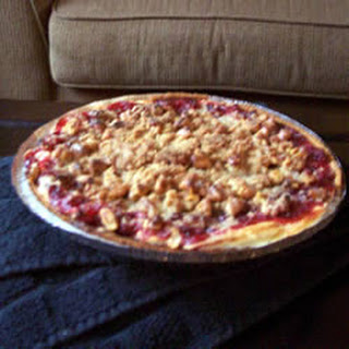 Cranberry Crumb Pie Recipe