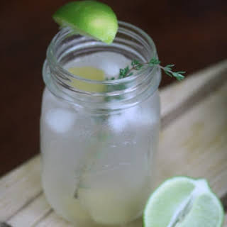Lime Ginger Gin Recipes.