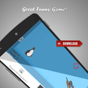 Penguins-Shooting-Game 1