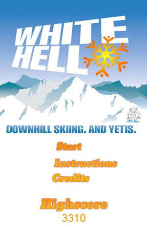 White Hell Downhill Skiing