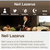 Neil Lazarus