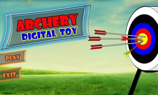 射箭數碼玩具